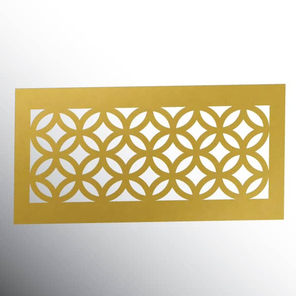 Гидроабразивная резка латуни