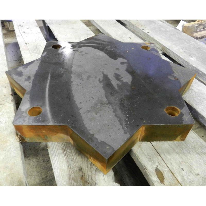гидроабразивная резка стали