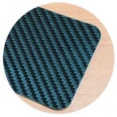 Гидроабразивная резка карбона